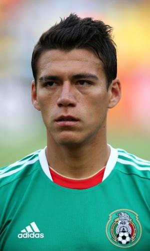 Héctor Moreno, jogador do México