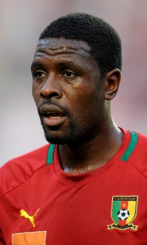 Idrissou, jogador de Camarões