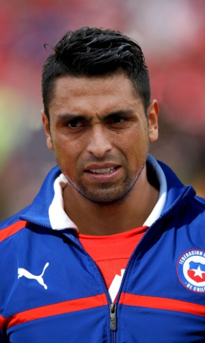 Jara, jogador do Chile
