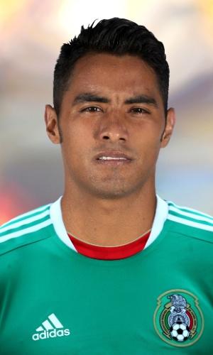 Juan Vázquez, jogador do México