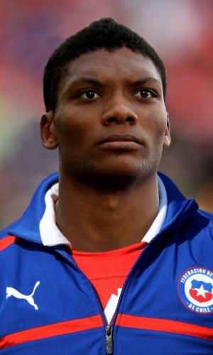 Junior Fernandes, jogador do Chile