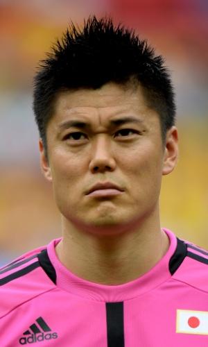 Kawashima, goleiro do Japão
