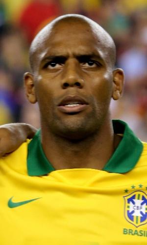 Maicon, lateral da seleção brasileira