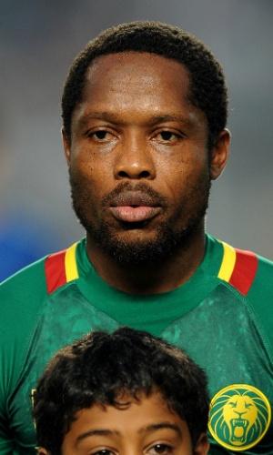 Makoun, jogador de Camarões