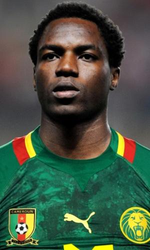 Mandjeck, jogador de Camarões