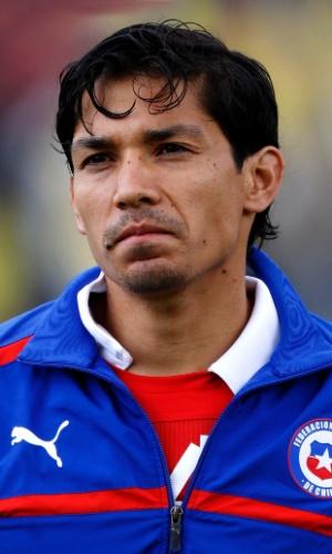 Matias Fernandez, jogador do Chile