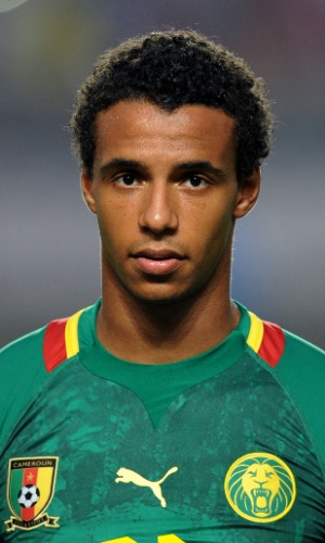 Matip, jogador de Camarões