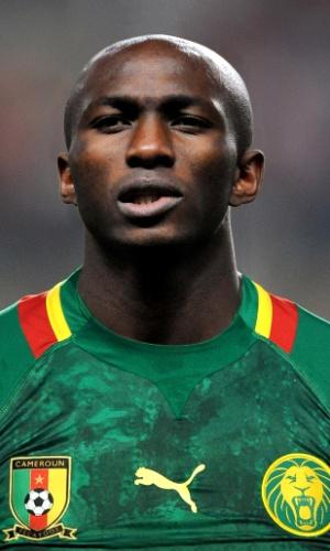 Mbia, jogador de Camarões