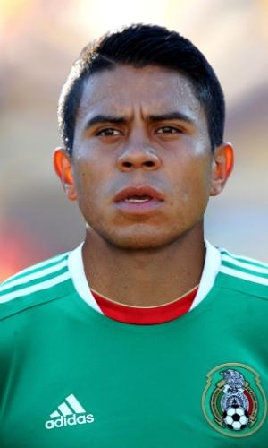 Medina, jogador do México