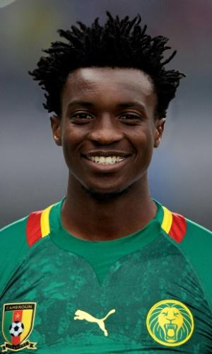 Moukandjo, jogador de Camarões
