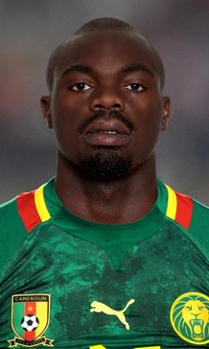 Ndjeng, jogador de Camarões