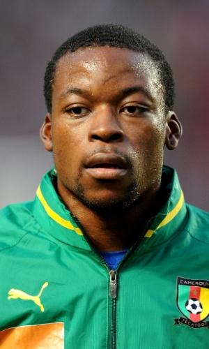 Ndjock, jogador de Camarões