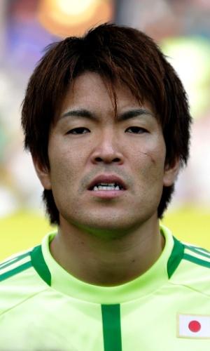 Nishikawa, goleiro do Japão