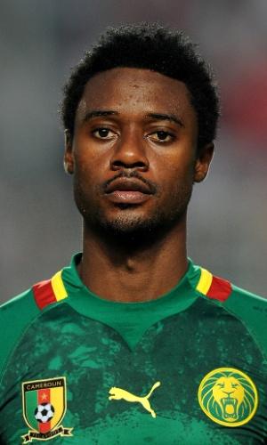 Nkoulou, jogador de Camarões