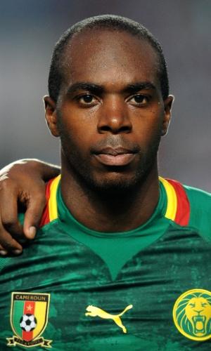 Nyom, jogador de Camarões