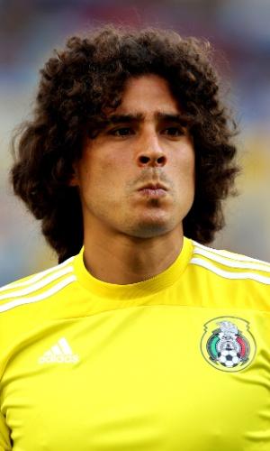 Ochoa, goleiro do México