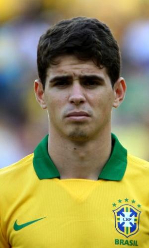 Oscar, meia da seleção brasileira