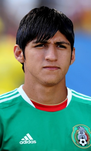 Pulido, jogador do México