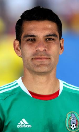 Rafael Márquez, zagueiro do México