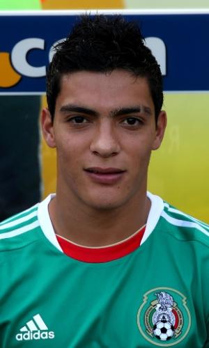 Raúl Jiménez, atacante do México
