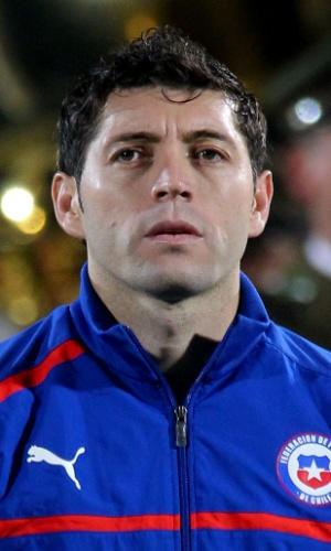 Rojas, jogador do Chile