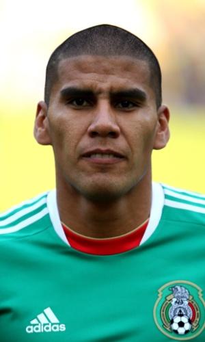 Salcido, jogador do México