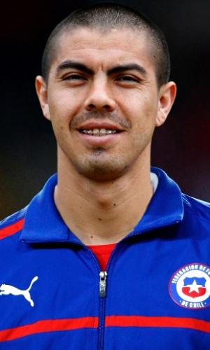 Silva, jogador do Chile