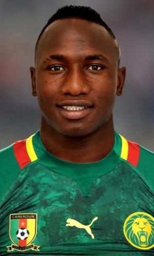 Zoua, jogador de Camarôes