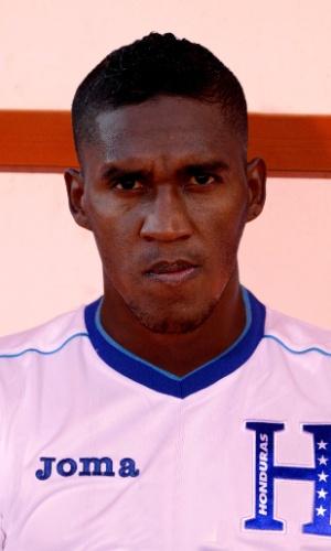 Beckeles, zagueiro de Honduras