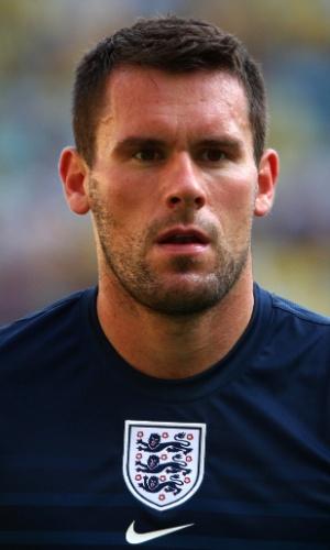 Ben Foster, goleiro da Inglaterra
