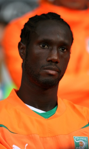 Brou Angoua, jogador de Costa do Marfim