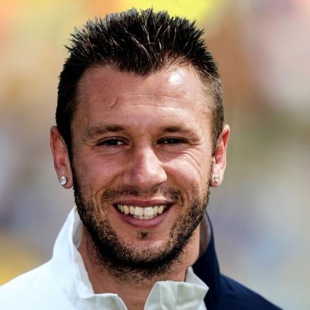 Ex-atacante Cassano atuou pelo clube espanhol entre 2005 e 2007 - Best Photo Agency & C / Pier Gia