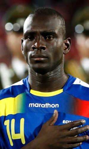 Castillo, jogador do Equador