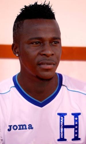 Chávez, jogador de Honduras