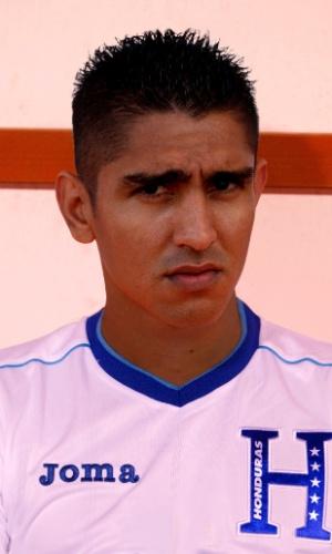 Claros, jogador de Honduras