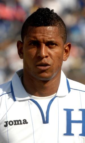 Costly, atacante de Honduras