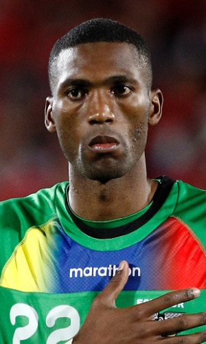 Domínguez, goleiro do Equador