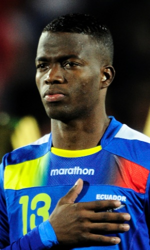 Enner Valencia, atacante do Equador