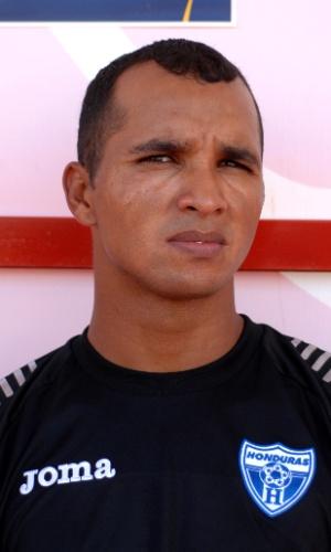 Escober, goleiro de Honduras