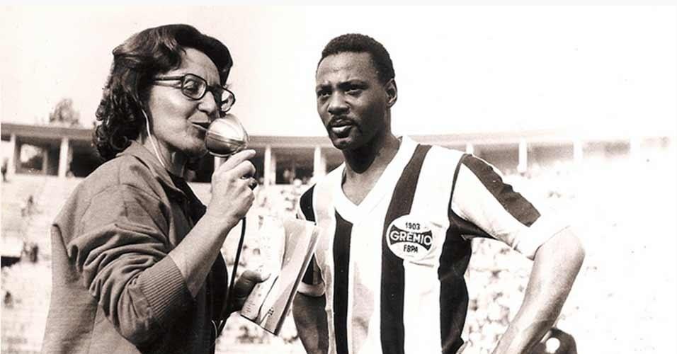 Everaldo, ex-lateral do Grêmio, campeão do mundo pela seleção em 1970
