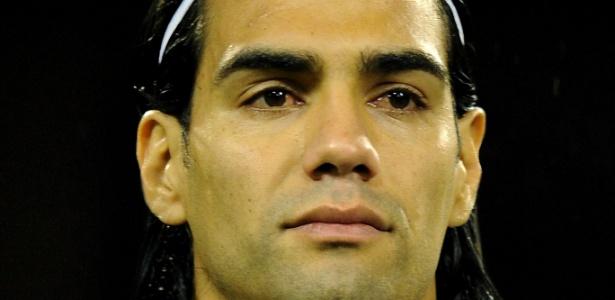 Falcao García, atacante da Colômbia que ficou de fora do Mundial