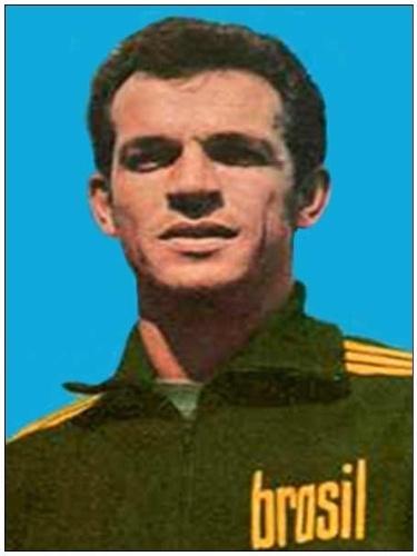 Fontana, ex-zagueiro de Vasco e Cruzeiro, foi campeão do mundo com a seleção em 1970