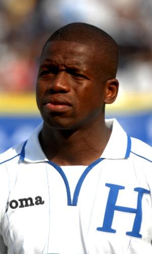 García, jogador de Honduras