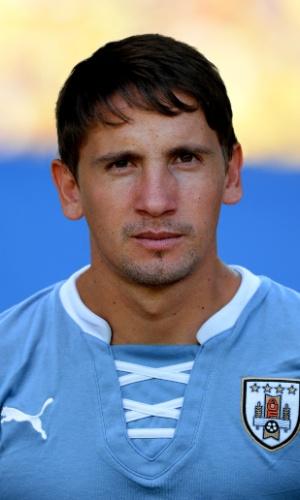 Gastón Ramírez, jogador do Uruguai