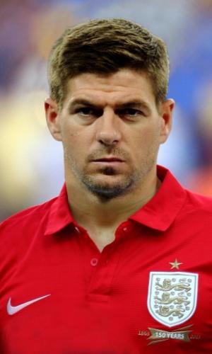 Gerrard, meia da Inglaterra
