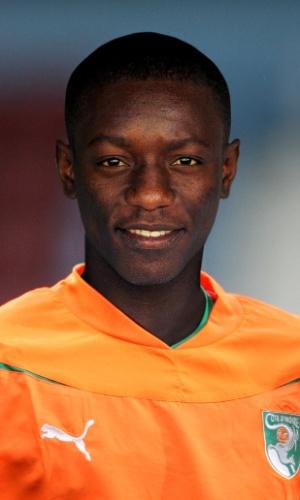 Gradel, jogador de Costa do Marfim