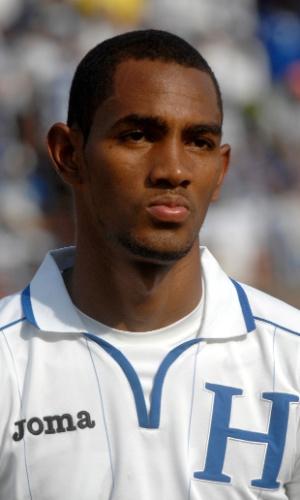 Jerry Bengtson, jogador de Honduras