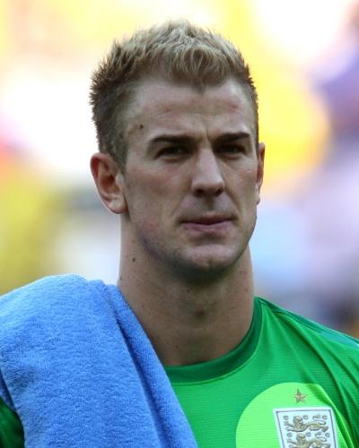 Joe Hart, goleiro da Inglaterra