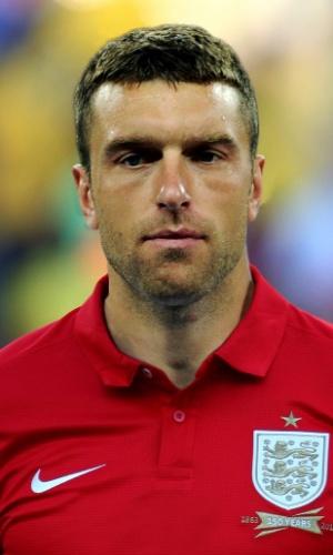 Lambert, atacante da Inglaterra