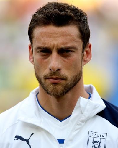 Marchisio, meia da Itália
